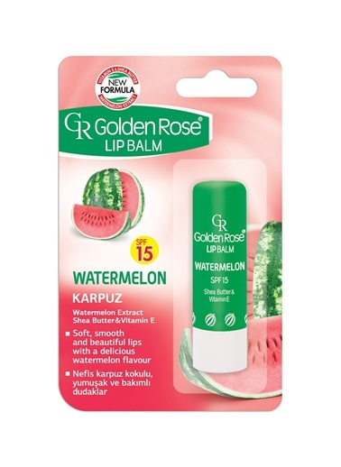Gr.Lıp Balm Watermelon Spf 15 No:05-Golden Rose
